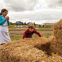 At the McVean Farm Picnic on Sunday, September 15, 2014