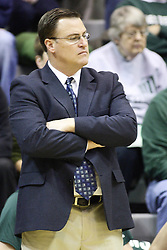 15 December 2012:  Ron Rose during an NCAA mens division 3 basketball game between theUniversity of Chicago Maroons and the Illinois Wesleyan Titans in Shirk Center, Bloomington IL