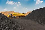 Mine truck at Usutu Mine