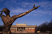 Berlin Art Museum. Berlin, Germany. Former East Berlin.