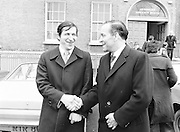 G.A.A. Congress at Colaiste Mhuire in Dublin..24.03.1979  24th March 1979