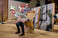 KT Purim Party Satire Performance