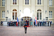 PRESIDENT HOLLANDE VISIT THE NETHERLANDS AND MEETS KING WILLEM ALEXANDER