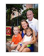 Creative Custom Portraiture, photographer: Maria Rock, outdoor portraits, military family