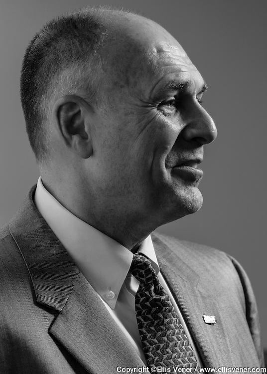 Portrait of Larry Gluth,   CEO for the Bobby Dodd Institute, Atlanta, Georgia