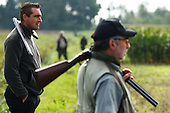 Partridge hunting in Belgium