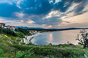 Summer holidays in Bulgaria on Black Sea coast