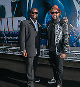2019, June 17. Pathe ArenA, Amsterdam, the Netherlands. at the dutch premiere of Men In Black International.