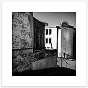 &quot;Suits&quot;, The Rocks, Sydney. From the Ephemeral Sydney street series.<br />