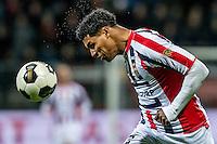 ROTTERDAM - Excelsior - Willem II , Voetbal , Eredivisie , Seizoen 2016/2017 , Stadion Woudestein , 25-02-2017 , Willem II speler Darryl Lachman