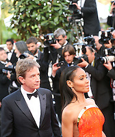 Martin Short, Jada Pinkett Smith at the gala screening Madagascar 3: Europe's Most Wanted at the 65th Cannes Film Festival. On Friday 18th May 2012 in Cannes Film Festival, France.