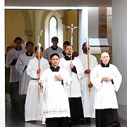 Seminarians // 20120205