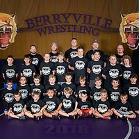 2018 Team Berryville Youth Wrestling