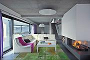 Modern house interior in Poland near Krakow Photography by Piotr Gesicki