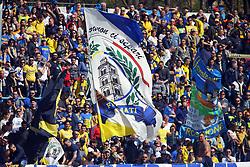 """Foto Filippo Rubin<br /> 26/03/2017 Ferrara (Italia)<br /> Sport Calcio<br /> Spal vs Frosinone - Campionato di calcio Serie B ConTe.it 2016/2017 - Stadio """"Paolo Mazza""""<br /> Nella foto: I TIFOSI DEL FROSINONE<br /> <br /> Photo Filippo Rubin<br /> March 26, 2017 Ferrara (Italy)<br /> Sport Soccer<br /> Spal vs Frosinone - Italian Football Championship League B ConTe.it 2016/2017 - """"Paolo Mazza"""" Stadium <br /> In the pic: Frosinone's fans"""