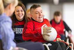 - Mandatory by-line: Ryan Hiscott/JMP - 23/05/2018 - RUGBY AND WHEELCHAIR BASKETBALL - Ashton Gate Stadium - Bristol, England - Celebration of Sport Week