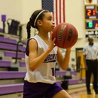 01-19-14 Berryville Youth Basketball vs. Elkins Game 4