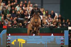 Renzel Markus, (GER), Cato<br /> Championat of Leipzig<br /> CSIO Leipzig 2016<br /> © Hippo Foto - Stefan Lafrentz