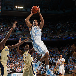 2013-01-23 Georgia Tech at North Carolina basketball