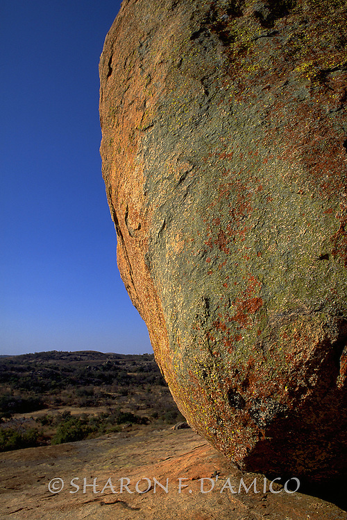 Giant Granite Boulder, Matopos National Park