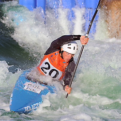 2013 Canoe Slalom World Cup Series | Cardiff | 21 June 2013