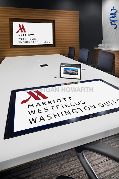 Westfields Marriott Washington Dulles Business studio