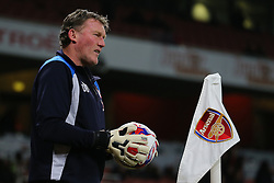 25 October 2016 - EFL Cup - 4th Round - Arsenal v Reading - Dave Beasant, Reading goalkeeping coach - Photo: Marc Atkins / Offside.