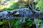 Lochmara Lodge, Marlborough Sounds, South Island, New Zealand