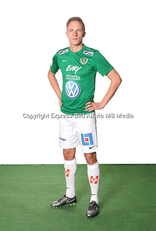Joakim Karlsson<br /> Helfigur<br /> @Leverans<br /> Allsvenskan 2016<br /> Fotboll