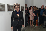 YOKO ONO, Yoko Ono.- to the Light. Serpentine Gallery. London. 19 June 2012.