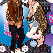 NLD/Rotterdam/20161106 - MTV EMA's 2016, Jack Glinksky and Jack Johnson
