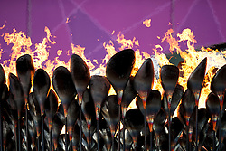 Paralympic Flame at the 2012 London Summer Paralympic Games
