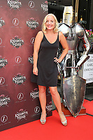 Kerry Ellis, Knights Of The Rose, Classic Rock West End Musical - Press Night Red Carpet Premiere, Arts Theatre, London, UK, 05 July 2018, Photo by Richard Goldschmidt