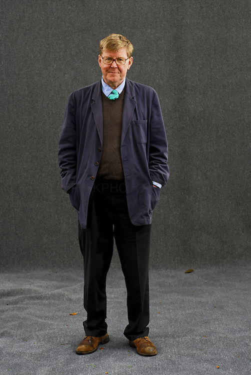 "One of the best loved writers in Britain, Alan Bennett made a rare public apperance at Edinburgh's International Book Festival.  All of Alan Bennett's humour and humanity are beautifully contained in his latest fiction ""The Uncommon Reader"", in which the Queen discovers literature with some unexpected results. .."