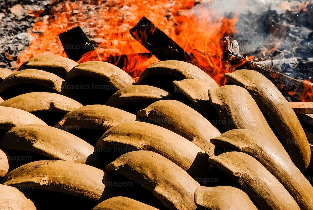 Brasil - Espirito Santo - Vitoria - Paneleiras de Goiabeiras - Foto: Tadeu Bianconi/ Mosaico Imagem