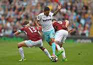 Burnley v West Ham United 21 May 2017