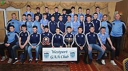 Westport Gaa Bord na nOg Minor B Division winners and West Mayo C Championship Winners.<br />