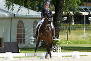 Jeanine Nieuwenhuis - Hexagon's Baldacci<br /> FEI European Championships Dressage Juniors and Young Riders 2012<br /> © DigiShots