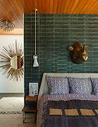 Interiors photo shoot on Shelter island, NY for Marie Claire Maison magazine