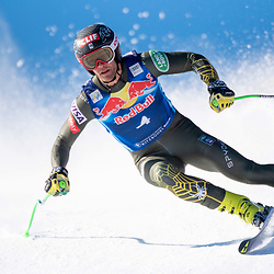Steven Nyman of United States of America at the Ski Alpin: 80. Hahnenkamm Race 2020 - Audi FIS Alpine Ski World Cup - Men's Downhill Training at the Streif on January 22, 2020 in Kitzbuehel, AUSTRIA. (Photo by Horst Ettensberger/ESPA/CSM/Sipa USA) - Kitzbuhel (Autriche)