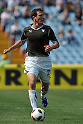 Udine, 08/05/2011.Campionato di calcio Serie A 2010/2011. 36^ giornata..Udinese vs Lazio. Stadio Friuli..Nella Foto: Stephan Lichsteiner.   .Foto di Simone Ferraro