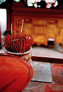 Incense at the Temple of Literature