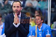 Gennaro Di Carlo<br /> Dolomiti Energia Trentino - Betaland Capo D'Orlando<br /> Lega Basket Serie A 2016/2017<br /> Venezia 23/10/2016<br /> Foto Ciamillo-Castoria
