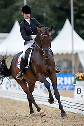 Moller Eva (GER) - Bordeaux<br /> FEI World Breeding Dressage Championships for Young Horses 2012<br /> © DigiShots