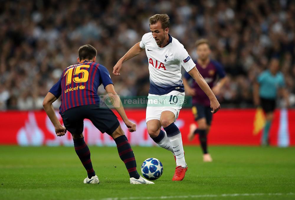 صور مباراة : توتنهام - برشلونة 2-4 ( 03-10-2018 )  38927700