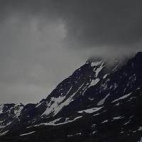 Peak near Tutshi Lake