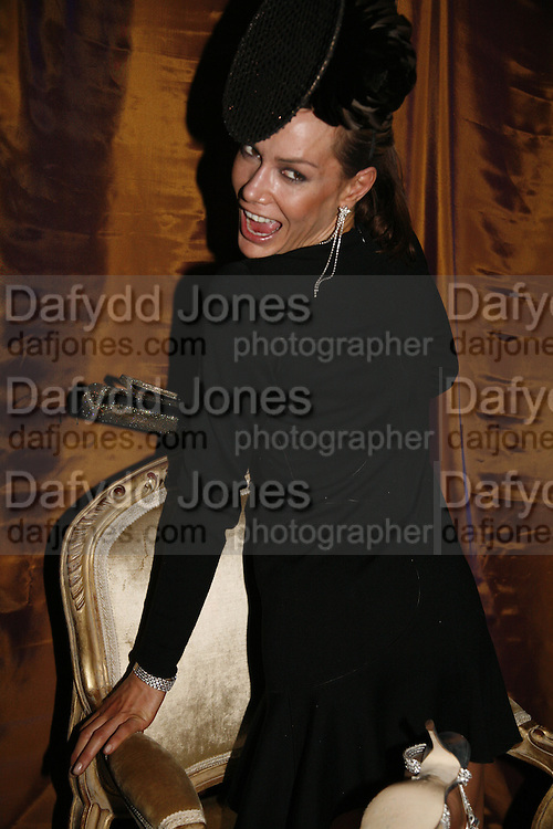 TARA PALMER-TOMPKINSON, Gina ( shoes) celebrates their 50th anniversary. The Bar. Dorchester Hotel Park Lane, London. 19 September 2006. ONE TIME USE ONLY - DO NOT ARCHIVE  © Copyright Photograph by Dafydd Jones 66 Stockwell Park Rd. London SW9 0DA Tel 020 7733 0108 www.dafjones.com