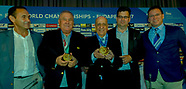 Medals press conference