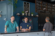 Owners, North Fork Brewing Company, Riverhead, NY