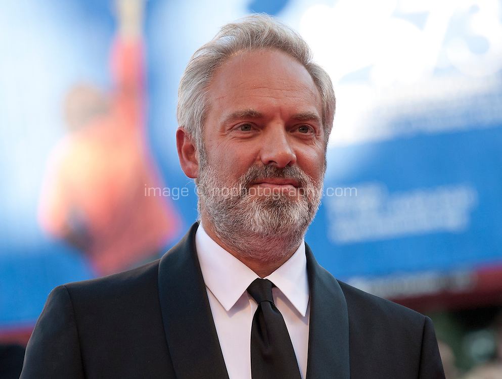 Sam Mendes at the opening ceremony and premiere of the film La La Land at the 73rd Venice Film Festival, Sala Grande on Wednesday August 31st, 2016, Venice Lido, Italy.